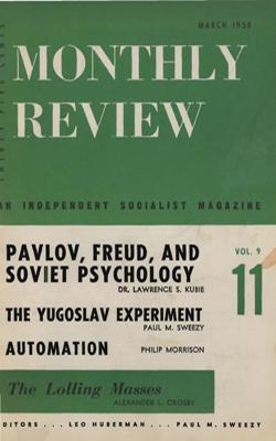 View Vol. 9, No. 11: March 1958