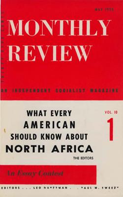 View Vol. 10, No. 1: May 1958