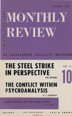 View Vol. 11, No. 10: February 1960