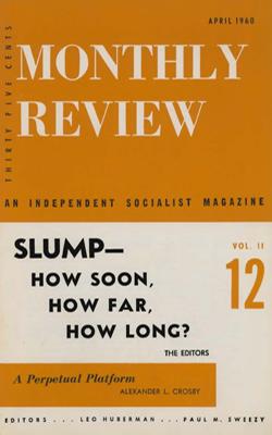 View Vol. 11, No. 12: April 1960