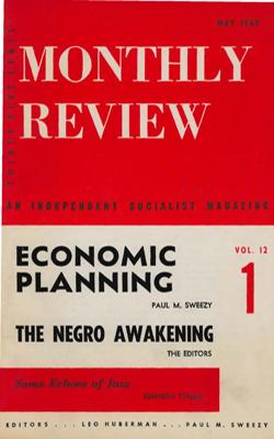 View Vol. 12, No. 1: May 1960