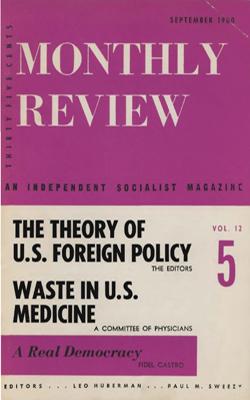 View Vol. 12, No. 5: September 1960