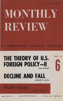 View Vol. 12, No. 6: October 1960