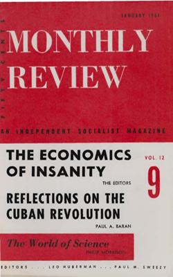 View Vol. 12, No. 9: January 1961
