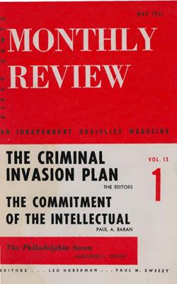 View Vol. 13, No. 1: May 1961