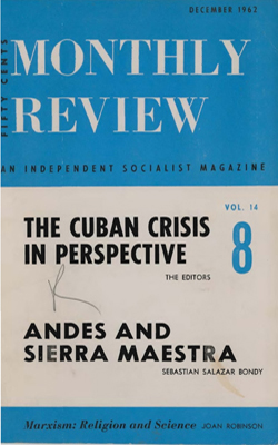 View Vol. 14, No. 8: December 1962