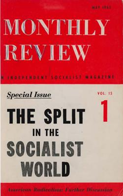 View Vol. 15, No. 1: May 1963