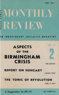 View Vol. 15, No. 2: June 1963