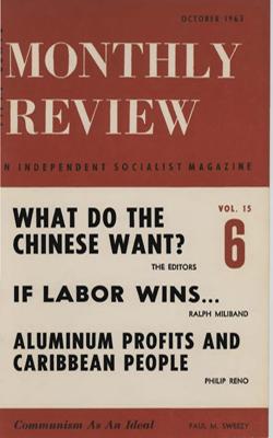 View Vol. 15, No. 6: October 1963