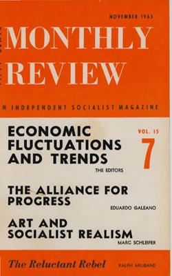 View Vol. 15, No. 7: November 1963
