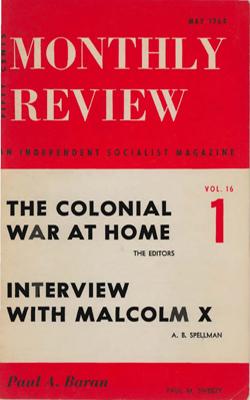 View Vol. 16, No. 1: May 1964