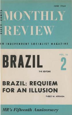 View Vol. 16, No. 2: June 1964