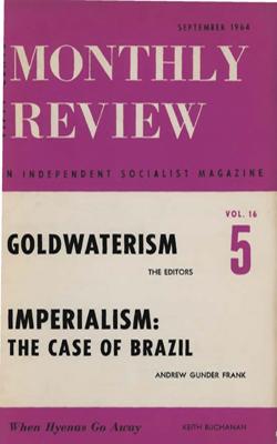 View Vol. 16, No. 5: September 1964