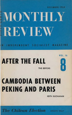 View Vol. 16, No. 8: December 1964