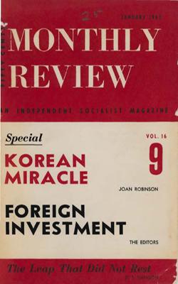 View Vol. 16, No. 9: January 1965