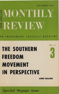 View Vol. 17, No. 3: July-August 1965