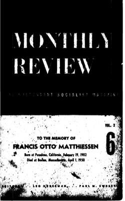 View Vol. 2, No. 6: October 1950
