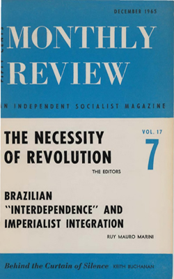 View Vol. 17, No. 7: December 1965