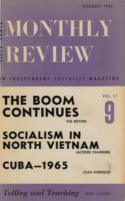 View Vol. 17, No. 9: February 1966