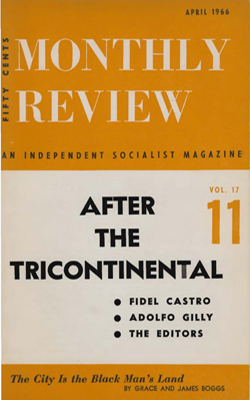 View Vol. 17, No. 11: April 1966