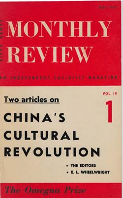 View Vol. 19, No. 1: May 1967