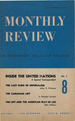 View Vol. 2, No. 8: December 1950