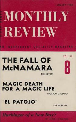 View Vol. 19, No. 8: January 1968