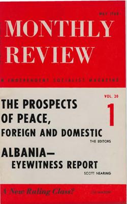 View Vol. 20, No. 1: May 1968
