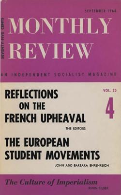 View Vol. 20, No. 4: September 1968