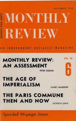 View Vol. 20, No. 6: November 1968