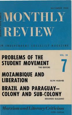 View Vol. 20, No. 7: December 1968