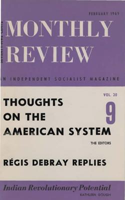 View Vol. 20, No. 9: February 1969