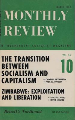 View Vol. 20, No. 10: March 1969