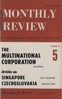 View Vol. 21, No. 5: October 1969
