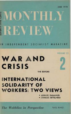 View Vol. 22, No. 2: June 1970