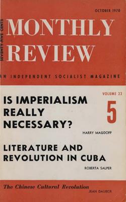 View Vol. 22, No. 5: October 1970