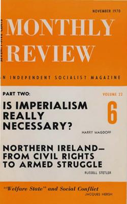 View Vol. 22, No. 6: November 1970