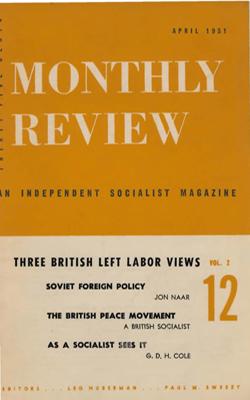 View Vol. 2, No. 12: April 1951