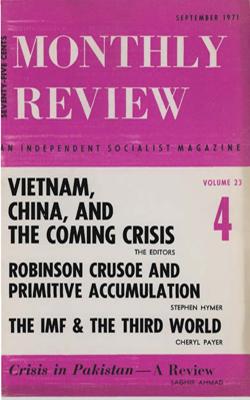 View Vol. 23, No. 4: September 1971