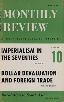 View Vol. 23, No. 10: March 1972