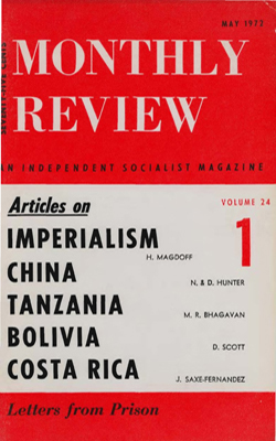 View Vol. 24, No. 1: May 1972