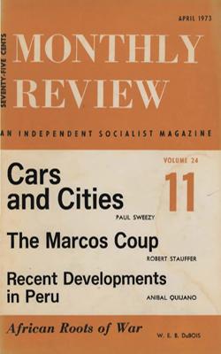 View Vol. 24, No. 11: April 1973