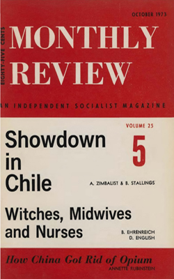 View Vol. 25, No. 5: October 1973