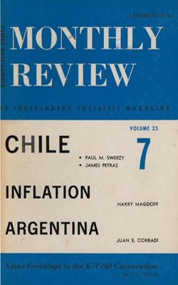 View Vol. 25, No. 7: December 1973