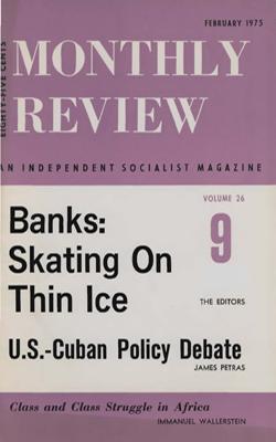 View Vol. 26, No. 9: February 1975