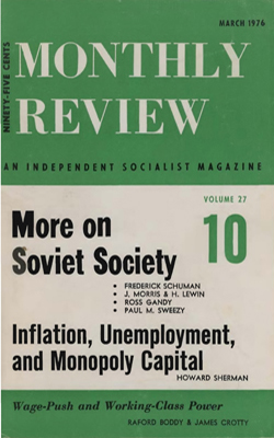 View Vol. 27, No. 10: March 1976