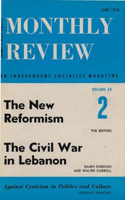 View Vol. 28, No. 2: June 1976