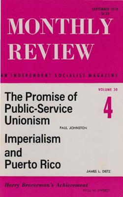 View Vol. 30, No. 4: September 1978