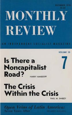 View Vol. 30, No. 7: December 1978