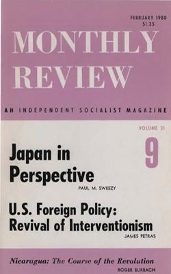 View Vol. 31, No. 9: February 1980